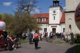 Młoszowa, Kraków. Ponad dwa tysięce cyklistów w rajdzie rekreacyjnym z Krakowa do Młoszowej