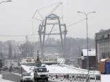 Gondolą wjedziemy na szczyt pylonu mostu na Trasie Uniwersyteckiej w Bydgoszczy