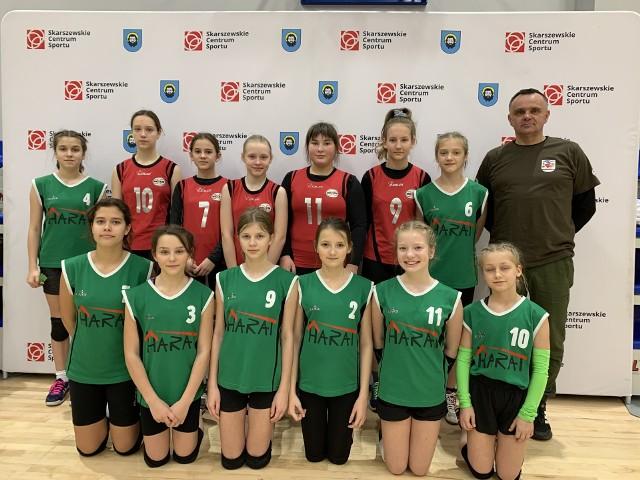 Turniej w Skarszewach