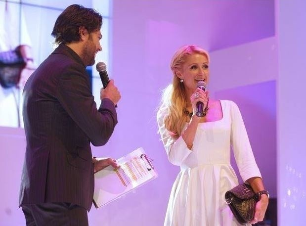 Czy tym razem Paris Hilton przyjedzie do Rzgowa?