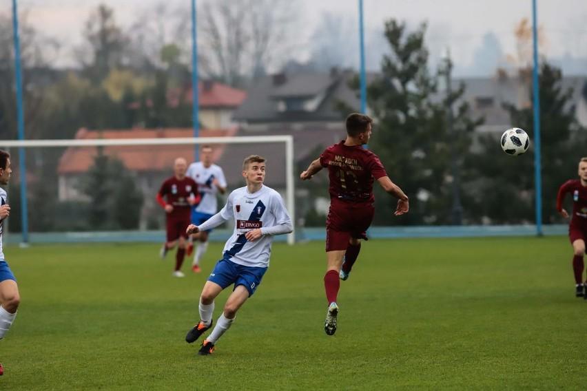 Olimpia Zambrów i MKS Ruch Wysokie Mazowieckie awansował do półfinału Totolotek Regionalnego Pucharu Polski