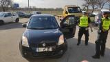 Wypadek na ul. Jarzębinowej w Białymstoku. Pijany kierowca potrącił 9-letnią dziewczynkę (zdjęcia)