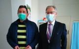 W szpitalu w Lublińcu podano już 5 tys. dawek szczepionki na koronawirusa
