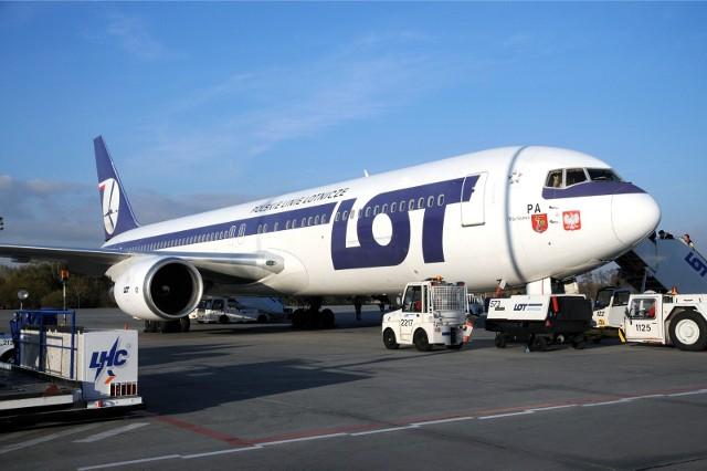 Władze LOT zwolniły dyscyplinarnie 67 pracowników. To kara za strajk. Pasażerów Polskich Linii Lotniczych czekają utrudnienia.