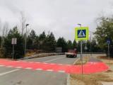 W Dąbrowie Górniczej zakończył się remont ul. Roździeńskiego. Pojawiła się też ścieżka rowerowa i nowe oświetlenie