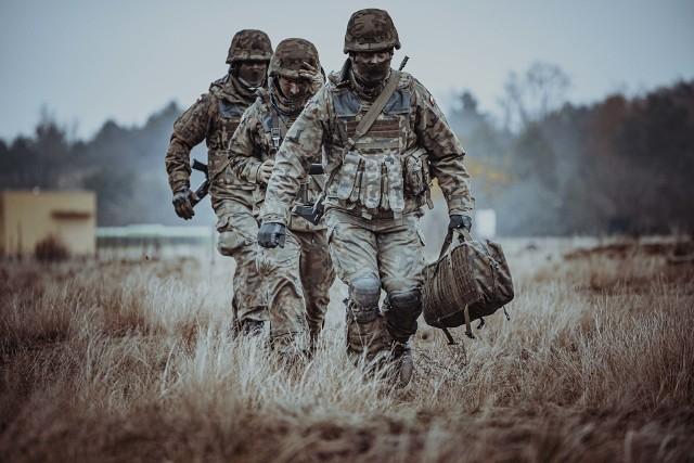 8 Kujawsko-Pomorska Brygada Obrony Terytorialnej - szkolenie rotacyjne