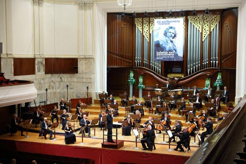 Koncert inauguracyjny 24. Wielkanocnego Festiwalu im. Ludwiga van Beethovena