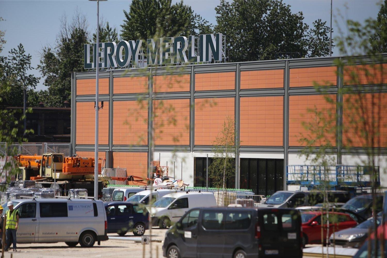 Nowy Market Leroy Merlin W Katowicach Prawie Gotowy Otwarcie W Czerwcu Zobaczcie Zdjecia Dziennik Zachodni