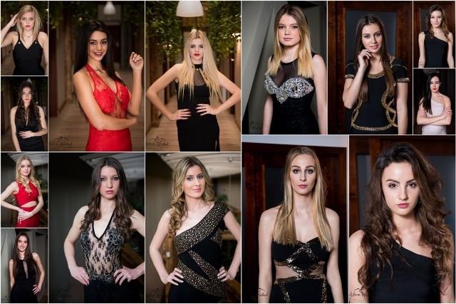 Miss World Poland Bielsko-Biała 2016. Zdjęcia kandydatek