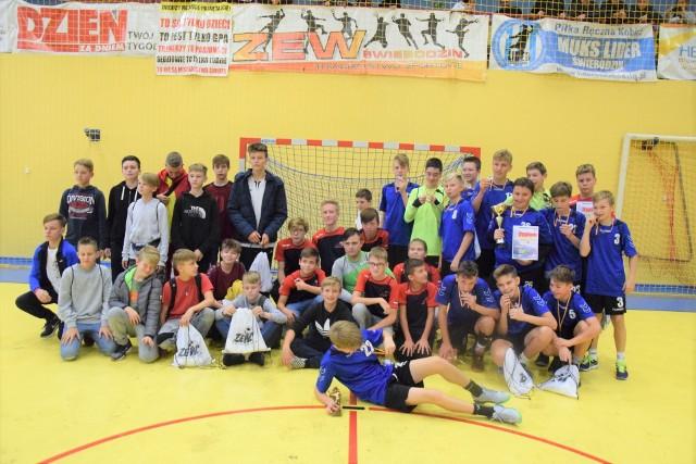 Świebodzińskie Dni Piłki Ręcznej - Turniej Młodzika rocznik 2005 - 2006