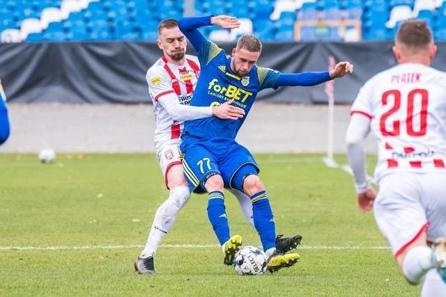W meczu w Rzeszowie w ubiegłej rundzie żółto-niebiescy pokonali Resovię 2:1. Czy sięgną po zwycięstwo także u siebie?