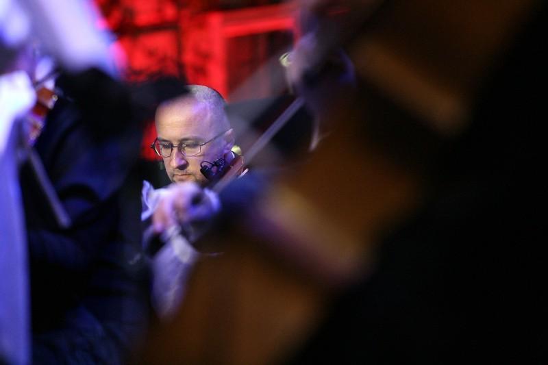 Orkiestra Filharmonii Podkarpackiej.