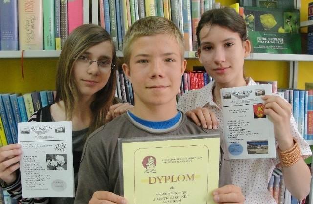 Filarem zespołu redakcyjnego są m.in. Małgorzata Koch, Kacper Kućma i Sandra Dyszkant.