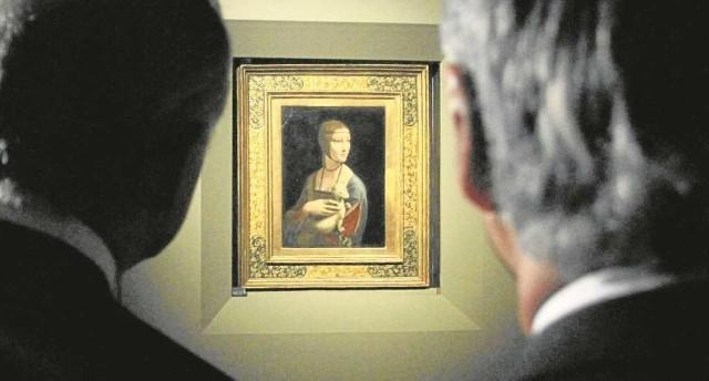 """Jakie będą dalsze losy """"Damy z gronostajem"""", najcenniejszego obrazu z kolekcji Czartoryskich?"""