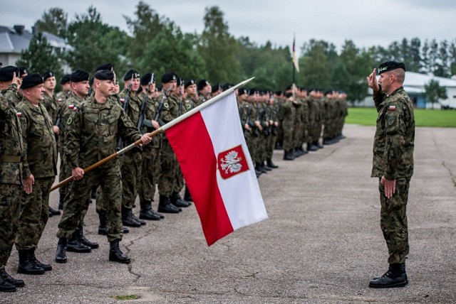 W rajdzie uczestniczy 140 żołnierzy z Międzyrzecza.