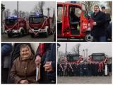 OSP Wyszki, Augustowo i Reduty z nowymi wozami strażackimi (zdjęcia)