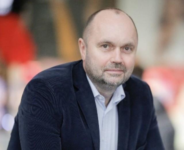 Dariusz Michalak, dyrektor zarządzający Jędrzejowską Spółką Mleczarską