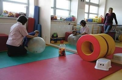 Od ponad trzech lat działa w Krakowie Maltańskie Centrum Pomocy Niepełnosprawnym Dzieciom i ich Rodzinom Fot. Anna Kaczmarz