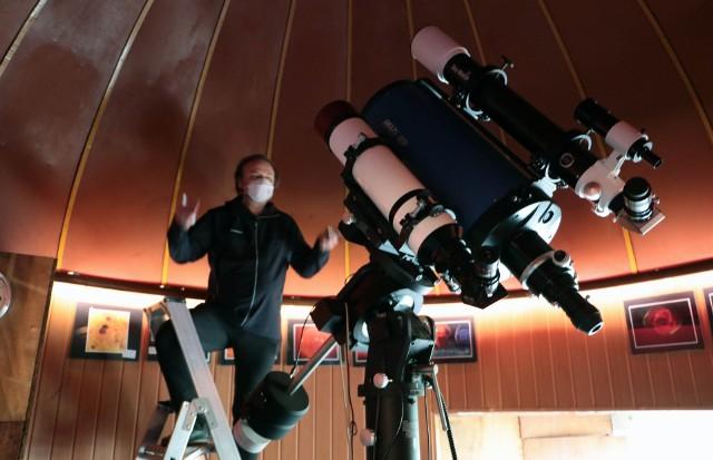 Głównym organizatorem XLVII Ogólnopolskiego Młodzieżowego Seminarium Astronomiczno-Astronautycznego było Planetarium i Obserwatorium Astronomiczne w Grudziądzu.