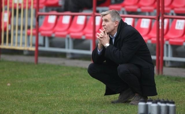 Dziś może okazać się, czy Andrzej Kretek pozostanie trenerem ŁKS.