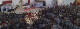 Rozpoczęła się msza święta pogrzebowa śp. Justyny Moniuszko, białostockiej stewardessy  (wideo, zdjęcia)