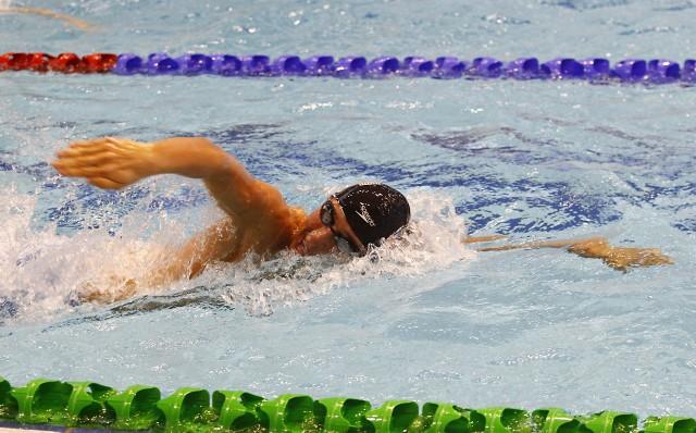Filip Zaborowski wygrał na 400 m i był trzeci na 1500 m stylem dowolnym.