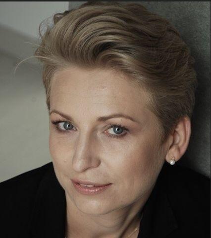 Doktor nauk medycznych Monika Szymańska.