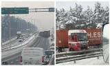 Trasa Generalska była zablokowana. Zderzyło się pięć pojazdów!