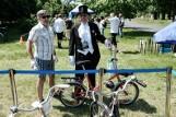 Retroweriada 2017: Zabytkowe rowery w parku Jana Pawła II [ZDJĘCIA]