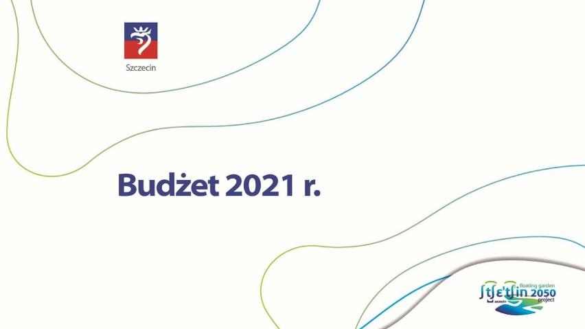Budżet Szczecina na 2021