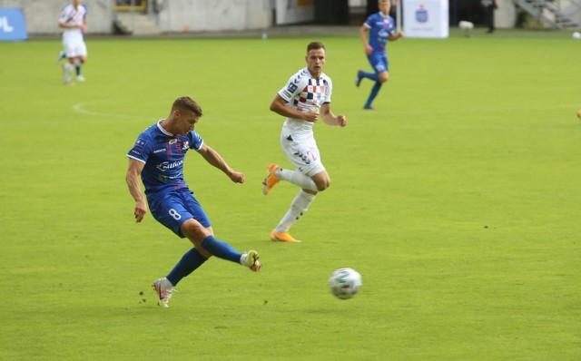 W pierwszej kolejce sezonu Górnik już do przerwy prowadził z Podbeskidziem 3-0. Ostatecznie wygrał 4-2