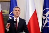 """Sekretarz Generalny NATO Jens Stoltenberg """"wyraził uznanie"""" dla Polski za działania ewakuacyjne w Afganistanie"""