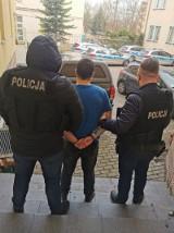 Chojnice. Policja złapała włamywacza. Już jest w areszcie! Zdjęcia