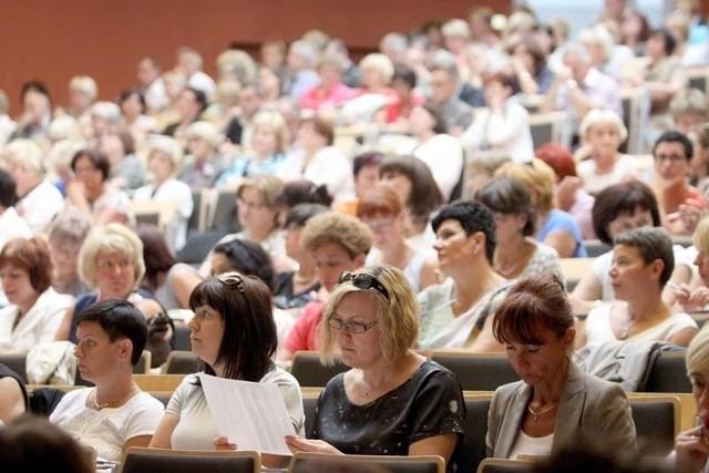 Do wyborów doszło przy okazji narady na Uniwersytecie Łódzkim