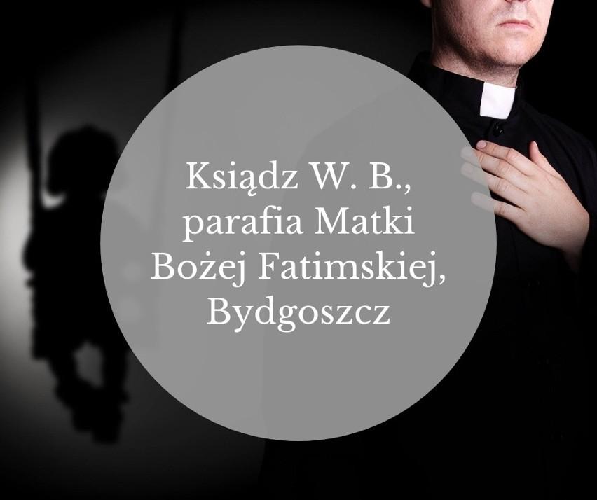 Ksiądz W. B. parafia Matki Bożej Fatimskiej w Bydgoszczy,...