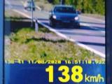 Prawie 140 km/h w terenie zabudowanym. I po prawku