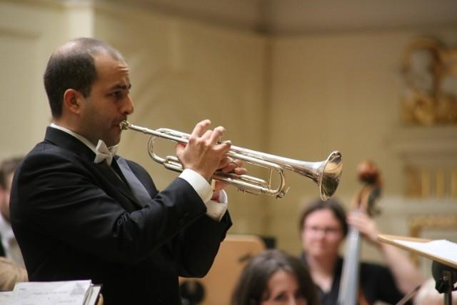 Giuliano Sommerhalder i Poznańscy Filharmonicy