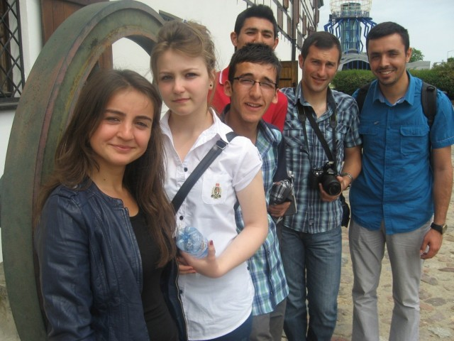 W trakcie pobytu w Polsce Turcy odwiedzili gorzowski Spichlerz