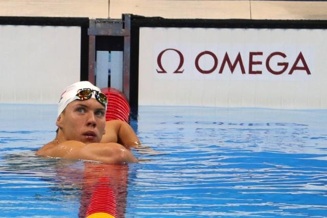 Jan Świtkowski w Rio