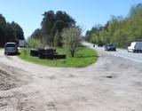 Remont drogi krajowej numer 79 w Kozienicach. Rozpoczęła się budowa objazdu od ulicy Głównej do ulicy Wójcików - zobacz zdjęcia
