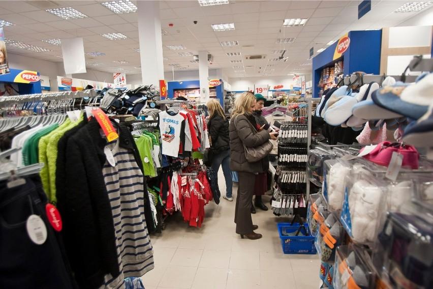 Pepco jest dostępne w wielu polskich miastach. Sklep ma ok....