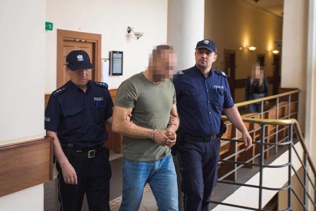 Artur W. został aresztowany na trzy miesiące pod zarzutem udziału w bójce i posiadania broni palnej