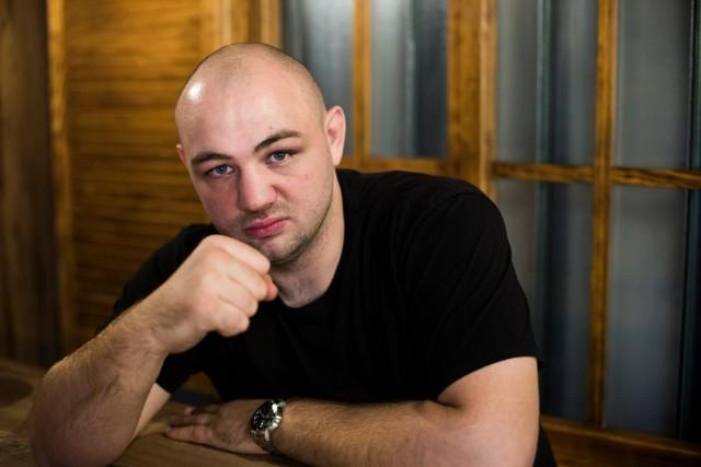 Adam Kownacki marzy o tytule mistrza świata