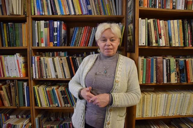 Małgorzata Malczewska prowadzi bielski antykwariat prawie od samego początku.Zobacz kolejne zdjęcia. Przesuwaj zdjęcia w prawo - naciśnij strzałkę lub przycisk NASTĘPNE