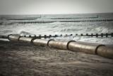 Wicie: Na długości 2 km poszerzają plażę [NOWE ZDJĘCIA]
