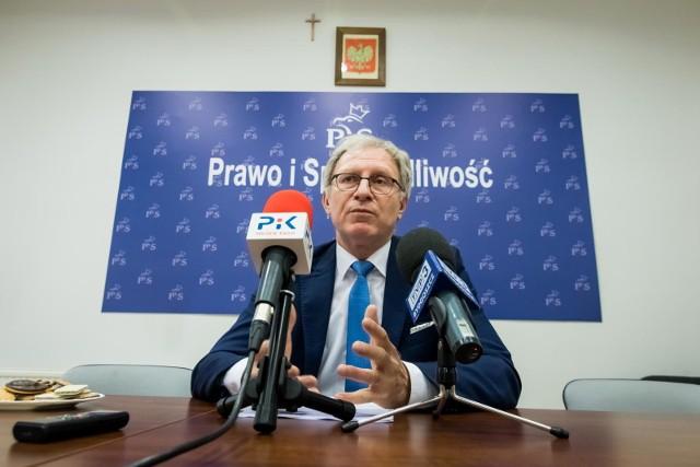 Czy poseł Tomasz Latos będzie kontrkandydatem prezydenta Bydgoszczy  Rafała Bruskiego z PO?