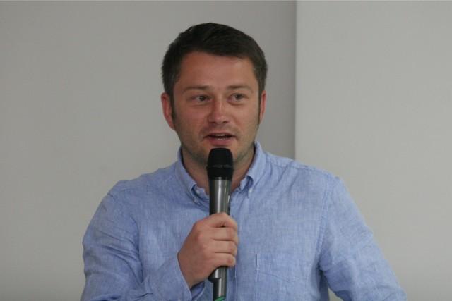 WSG zaprasza na live z Jarosławem Kuźniarem