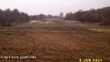 Kraków. Teren w rejonie ul. Słonej Wody ogrodzony. To wstęp do zabudowy zieleni?