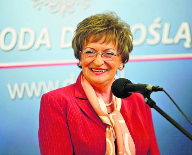 Ewa Mańkowska przez wiele lat kierowała Wojewódzkim Ośrodkiem Doradztwa Rolniczego we Wrocławiu. Jej kandydaturę na fotel wicewojewody wysunęło Polskie Stronnictwo Ludowe