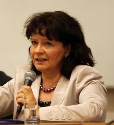 Barbara Kudrycka Fot. Anna Kaczmarz